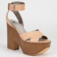 Circus By Sam Edelman Camilla Womens Heels Nude  In Sizes