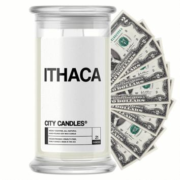 Ithaca City Cash Candle®