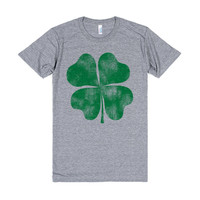 Retro St. Patrick's Day Shamrock Shirt