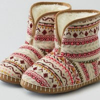 AEO Women's Cozy Sweater Boot
