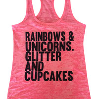Rainbows and unicorns.. See Tank Color Options