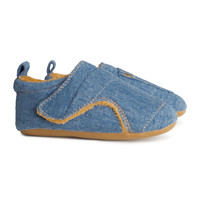 H&M - Slippers - Denim blue - Kids
