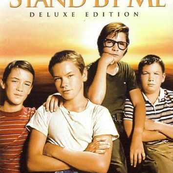 Stand By Me Movie poster Metal Sign Wall Art 8in x 12in