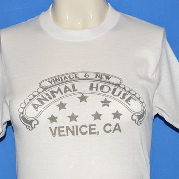 80s Animal House Vintage & New Venice CA t-shirt Extra Small