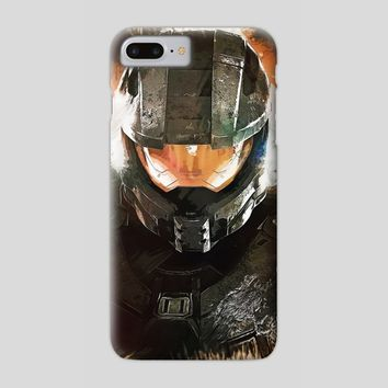 Master Chief, a phone case by Dusan Naumovski