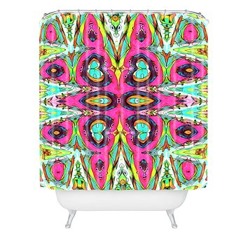 Ingrid Padilla Remy Shower Curtain