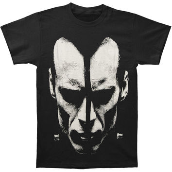 Misfits Men's  Doyle Icon T-shirt Black Rockabilia