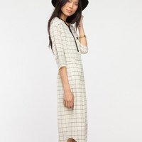 Steven Alan / Laurel Dress in Ecru
