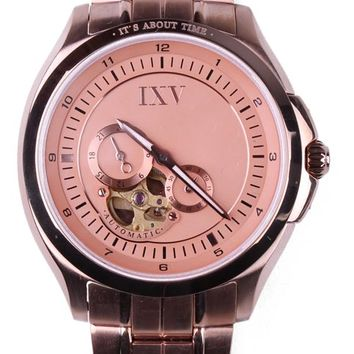 9Five IXV Madison Rose Gold Watch
