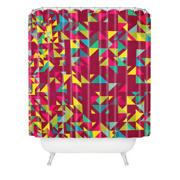 Arcturus Chaos 3 Shower Curtain