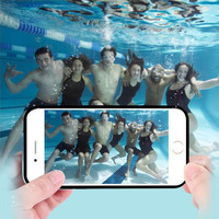 3M Diving Waterproof Phone Case for iPhone 5S SE / 6 6S 7 Plus Shockproof Water Proof Cover case cfor Swimming Fishing Sports