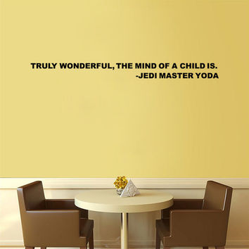 Stylish Star Wars Wall Sticker (99*8cm) = 4149957060