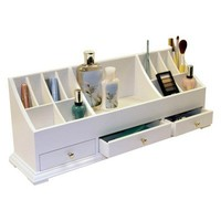 Richards Homewares Personal Organizer - White (Large)