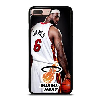 LEBRON JAMES iPhone 8 Plus Case Cover