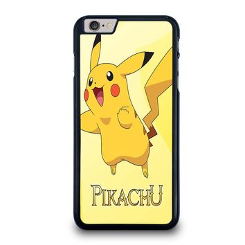 FUNNY CUTE PIKACHU POKEMON iPhone 6 / 6S Plus Case