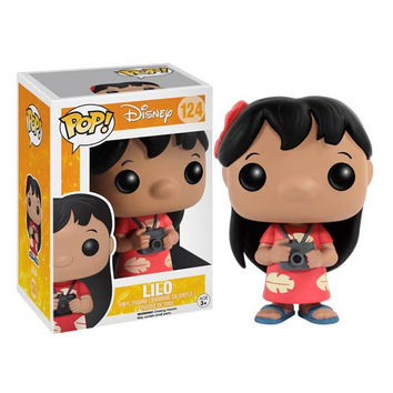 Disney Lilo & Stitch Lilo Pop! Vinyl Figure