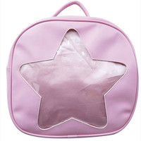 Star-shape Collection Series 2-way Rucksack G Pink[I-Planning]