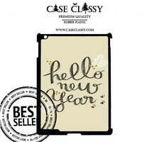 Hello New Years iPad 5 case CaseClassy
