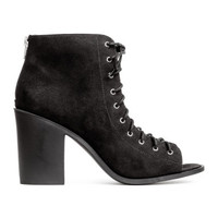 H&M Shoes with Open Lacing $39.99