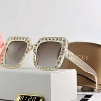 Gucci 2018 counter new trend fashion polarized sunglasses F-A-SDYJ NO.1