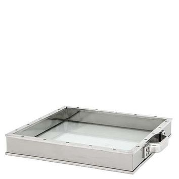 Silver Tray -s | Eichholtz Trouvaille