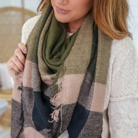100 Acres Blanket Scarf