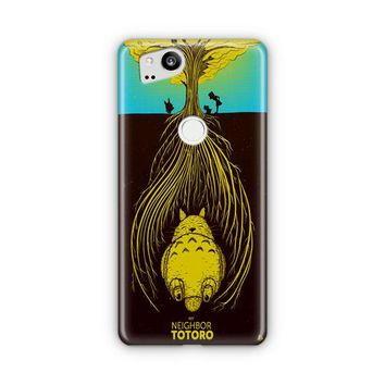 My Neighbor Totoro Studio Ghibli Google Pixel 3 XL Case | Casefantasy