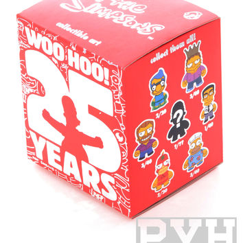 KidRobot - Simpsons 25th Anniversary 3 Inch Vinyl Figure Blind Box