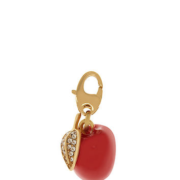 Kate Spade Big Apple Charm Red Multi ONE
