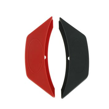 1Pcs Silicone Sharp Angle Boat Pot Ear Cover Handle Holder Heat Insulated Kitchen Cooking Tool Non-slip Assist