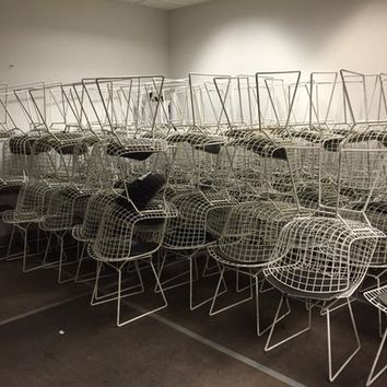 Knoll Bertoia Side Chairs (100+!)