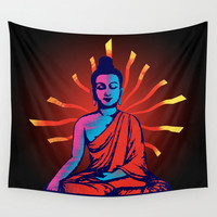 Wall tapestry, Buddha tapestry wall hanging home decor