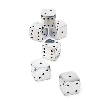 Set Of Six Sin City Dice (Set of 2)