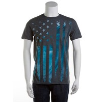 Hang Ten Wave the Flag Tee