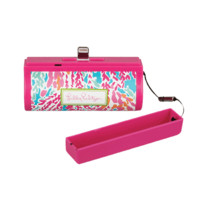 Lilly Pulitzer iPhone 5 Mobile Charger | Lifeguard Press
