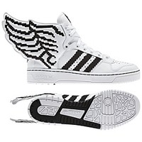 adidas Jeremy Scott Wings 2 Pixel Shoes | Shop Adidas