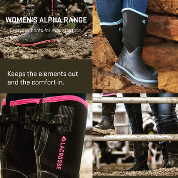 Boot Gift Card For Women's LaCrosse Alpha Range Boots