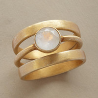 SOLO LUNA RINGS, SET OF 3         -                  Jewelry with Love         -                  Jewelry                       | Robert Redford's Sundance Catalog