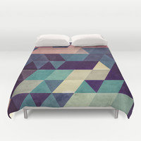 cryyp Duvet Cover by Spires
