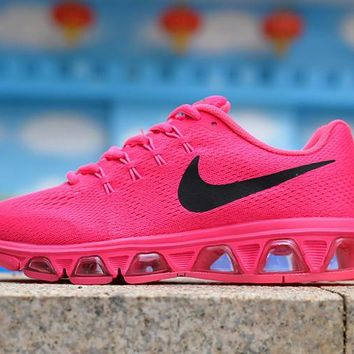 NIKE Women Men Running Sport Casual Shoes Sneakers Roses