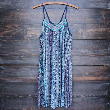 that native dress - mixed print