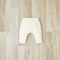 LONG TERRYCLOTH TROUSERS