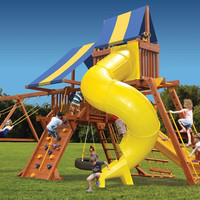 Playground One Turbo Deluxe Playcenter Combo 5