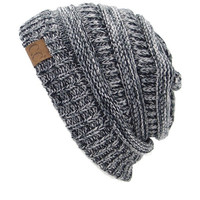 Multi Tone CC Beanie Multiple Colors Available