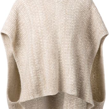 The Elder Statesman dropped armholes sweater