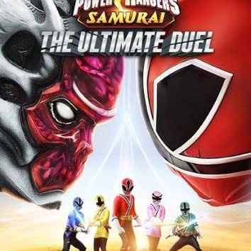 POWER RANGERS SAMURAI: THE ULTIM