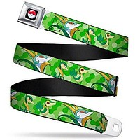 Pokémon Snivy Evolution Belt