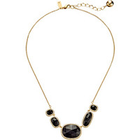 Kate Spade New York Park & Lex Row Necklace