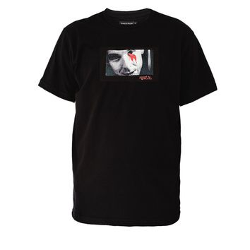 Raised by Wolves Rumble Fish T-Shirt Black