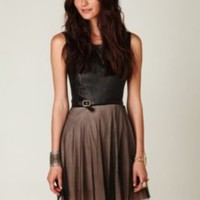 Free People Delphine Mesh Skirt at Free People Clothing Boutique